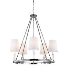 5 - Light Lismore Chandelier