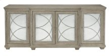 Marquesa Entertainment Console in Gray Cashmere (359)