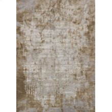 Wheat / Grey Rug
