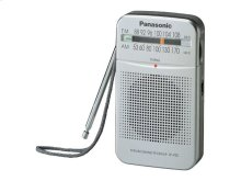 RF-P50 AM/FM Pocket Radio