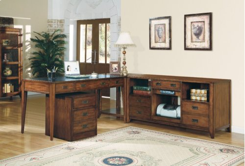 Danforth Executive Leg Desk