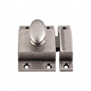 Cabinet Latch 2 Inch - Pewter Antique