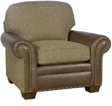 Bianca Leather/Fabric Chair