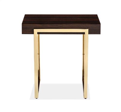 Sloane Veneer Side Table