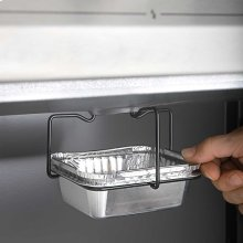 """Grease Drip Trays (6"""" x 5"""") - Pack of 5"""