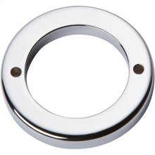 Tableau Round Base 1 13/16 Inch - Polished Chrome