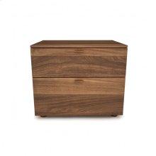 2 drawer night stand
