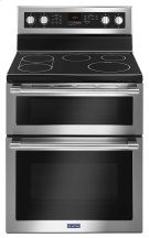 30-Inch Wide Double Oven Electric Range With True Convection - 6.7 Cu. Ft. Product Image