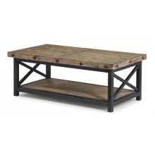 Carpenter Rectangular Coffee Table