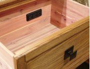 Bedroom - Alta Two Drawer Nightstand Product Image