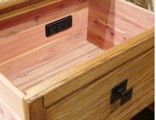 Bedroom - Alta Two Drawer Nightstand