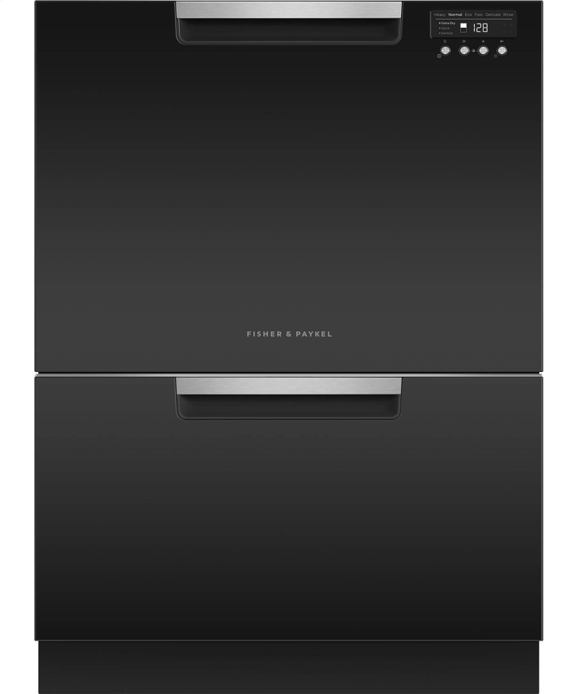 Dd24dctb9n Fisher Amp Paykel Double Dishdrawer 14 Place
