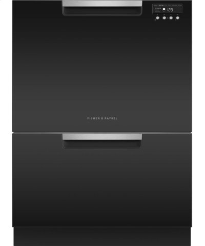 Double DishDrawer , 14 Place Settings, Sanitize (Tall) Product Image