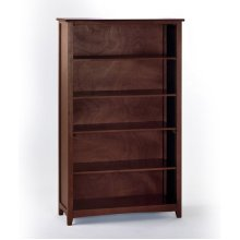 Vertical Bookcase (Cherry)