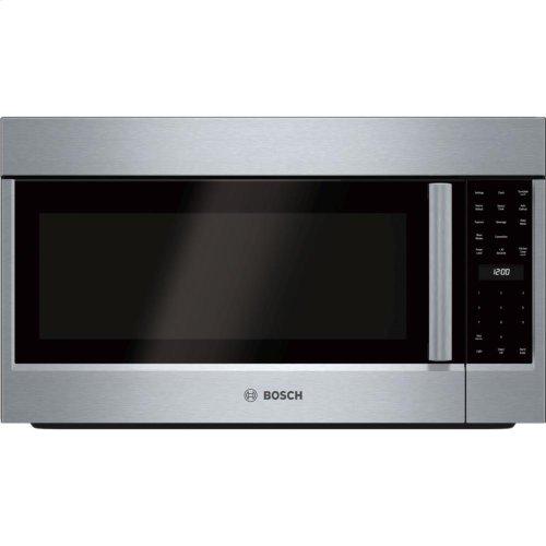 "HMVP052U 30"" Over-the-Range Microwave Benchmark Series - Stainless Steel ***FLOOR MODEL CLOSEOUT PRICING***"
