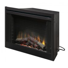 """45"""" Deluxe Built-in Electric Firebox"""