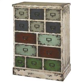 Parcel 13-Drawer Cabinet