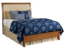 Meridian King Bed Honey - Complete