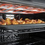 """GE ®30"""" Smart Built-In Self-Clean Convection Single Wall Oven with Never Scrub Racks"""