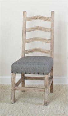 Ladder Back Side Chair (2/Ctn)