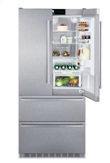 "36"" Fridge-freezer with BioFresh and NoFrost"