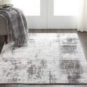 Safari Dreams Ki372 Iv/grey Runner 2'3'' X 8'
