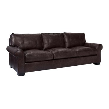 Isadore Sofa Top Grain Leather