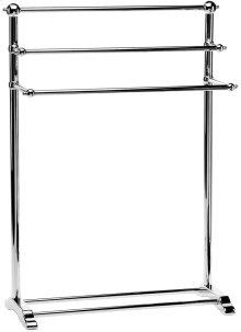 Satin Nickel (us15) Towel stand