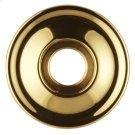 Lifetime Polished Brass 5017 Estate Rose Product Image