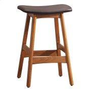 Counter Height Stool, Matt Brown Product Image