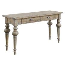 Sofa Table Pine-sandstone Finish Rta