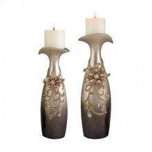 Margo Candle Holder Set (4/box)