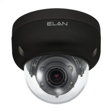 ELAN IP Varifocal Lens 2MP Outdoor Dome Camera with IR (Black)