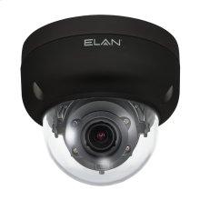 ELAN IP Varifocal Lens 2MP Outdoor Dome Camera with IR (Black)