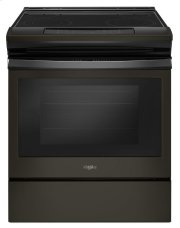 4.8 cu. ft. Guided Electric Front Control Range With The Easy-Wipe Ceramic Glass Cooktop Product Image