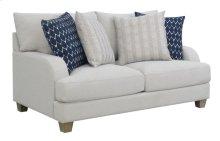 Love W/4 Accent Pillows-gray #dtt601-1