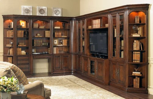 European Renaissance II Entertainment Console Hutch