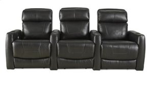 Power Headrest Recliner with Brackets (LAF)