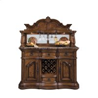 San Mateo Sideboard Hutch (top only, requires base) Product Image