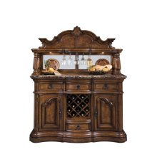 San Mateo Sideboard Hutch (top only, requires base)