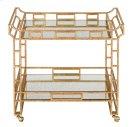 Odeon Bar Cart - 35.5h x 36w x 19.75d Product Image