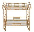 Odeon Bar Cart - 35.5h x 36w x 19.75d Product Image