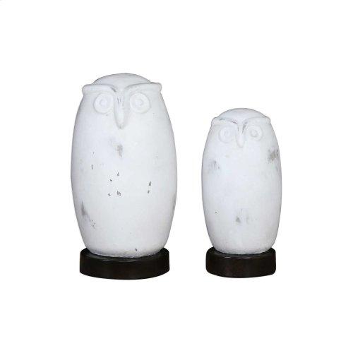 Hoot Figurines, S/2