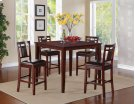 Counter Height Table, W/4 Stools Product Image