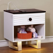 Meredith Night Stand W/ Usb Outlet