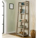 Perspectives - Leaning Bookcase - Sun-drenched Acacia Finish Product Image