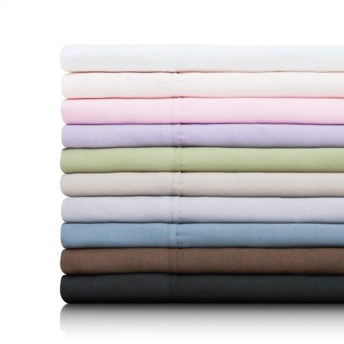 Brushed Microfiber - Standard Pillowcases Black