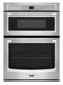 30-inch Wide Combination Wall Oven with Precision Cooking™ System