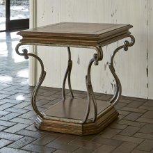 Ferro End Table