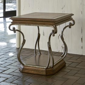 Ferro End Table